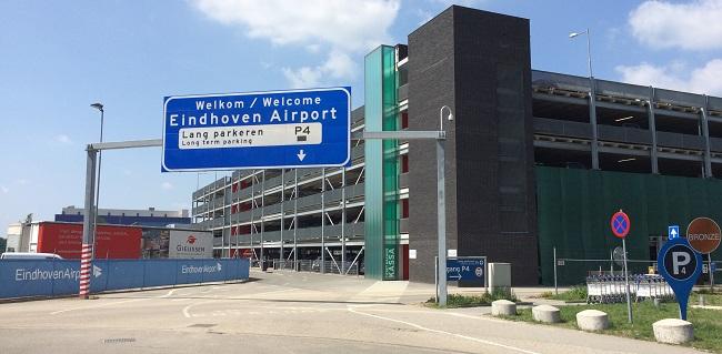 p4-parkeren-luchthaven-eindhoven